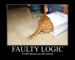Animal photos - Faulty logic