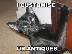 Animal photos - I customise ur antiques