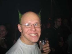 Funny photos - Funny devil