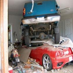 Car photos - A terrible car accident