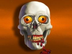 Halloween pictures - Skull 2