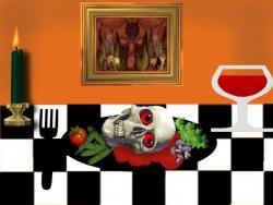 Halloween pictures - Halloween diner