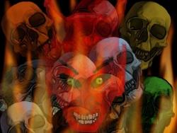 Halloween pictures - Skull 3