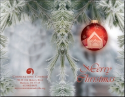 Christmas photos - Cornerstone Church Christmas Card