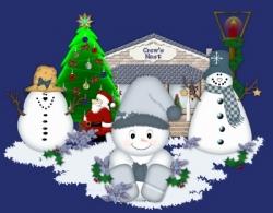 Christmas photos - Post early for Christmas