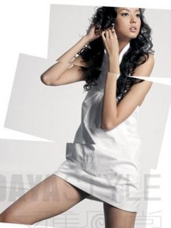 Celebrity photos - Miss World 07 - Zhang Zilin - Fashion