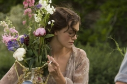 Movie picture - Beauty and flower
