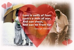 Kiss pictures - Love proverb