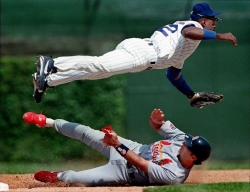 Funny photos - Judo + baseball