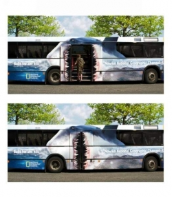 Funny photos - Great bus design