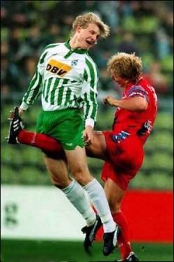 Funny photos - Sport foul
