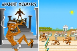 Sportsmen photo - Ancient olympics