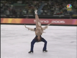 Sportsmen photo - Olympic Caption Contest: Ice Dancer
