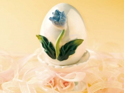 Valentine pictures - Flower-egg