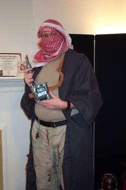 Halloween pictures - The Terrorist