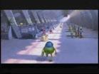 Funny animals cartoons - Monster Inc.