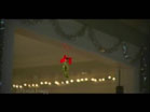 Funny Christmas videos - Under the mistletoe