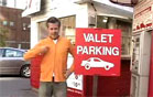 Funny car videos - Funny prank with valet parking