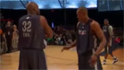 Funny sports & games videos - Shaq, LeBron and Dwight Howard dancing