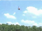 Funny woman videos - Flying Girl Wow!!