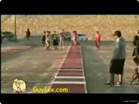 Funny sports & games videos - Long Jump Fail