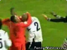 Funny football videos - Bad Football Acts