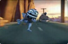 Funny cartoon videos - Crazy Frog Knight Rider