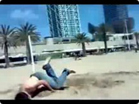 Funny man videos - Man Falls Down