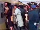 Funny travel videos - Metro in Pekin ( Toasting People )