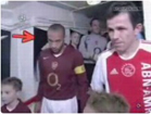 Funny man videos - Thierry Henry 3rd Eye