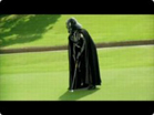 Funny sports & games videos - Darth Vader Plays Golf