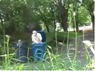 Funny stupid videos - Funny-Garbage Prank Man Must See