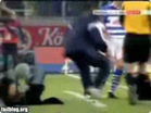 Funny football videos - Headbutt Fail