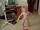 Funny kid videos - Dancing Baby