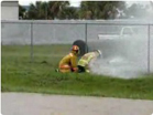 Funny man videos - Fire School Losse Hose Run Down