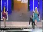 Funny celebrity videos - Presenter Fail