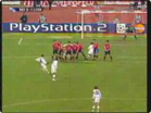 Funny football videos - Top Ten Free Kick Goals