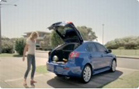 Funny car videos - Nice Shot - Mitsubishi Lancer Commercial