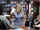 Funny car videos - Mercedes Benz Commercial - Blond in a Library