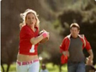 Funny video commercials - Michelob Amber Touch Football