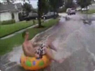 Funny man videos - Water Ride