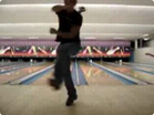 Funny sports &amp; games videos - The Best Bowling Shot Ever