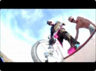 Funny sports & games videos - Nitro Circus Big Wheel Back Flip