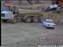 Funny man videos - Do not Mess with Heavy Machinery