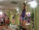 Funny woman videos - Drunk Girl Accident
