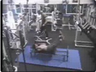 Funny stupid videos - Gym Blooper