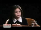 Funny kid videos - Creepy Little Girl Funny Ads