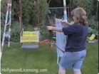 Funny woman videos - Bad Aim