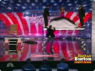 Funny man videos - Nathan Burton Americas Got Talent Season 4