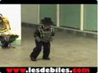 Funny music videos - Mini Mickael Jackson